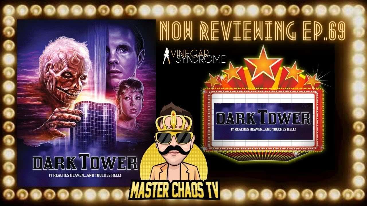 DARK TOWER Spoiler-Free Movie Review (VINEGAR SYNDROME / January 2021)