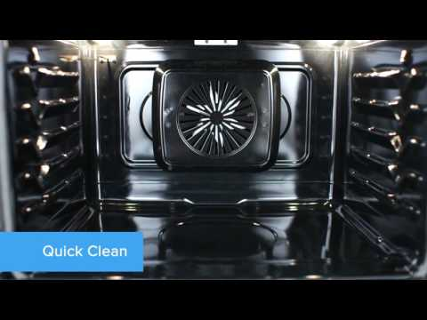 Frigidaire Oven Quick Self Clean Cycle: The 2 Hour Self Cleaning Oven