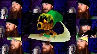 Repeat youtube video Zelda Majora's Mask - Deku Palace Acapella