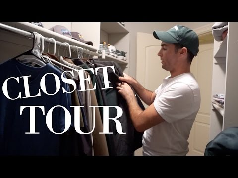 A TOUR BEFORE THE HOUSE TOUR | ALEX AND MICHAEL