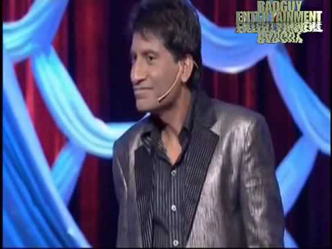hilarious king of comedy raju srivastav