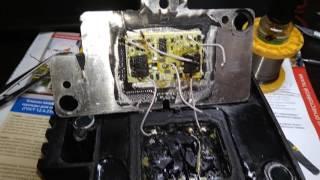 Ремонт модуля зажигания Opel