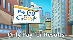Local SEO Solutions - Pay Per Results SEO with Page One Google Rankings