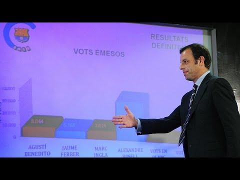ثلاثة مرشحين يتنافسون في انتخابات رئاسة نادي برشلونة الإسباني لكرة القدم…  - نشر قبل 9 ساعة