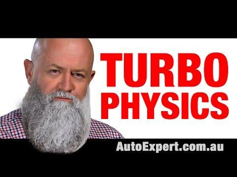 The physics of turbochargers (for dummies) | Auto Expert John Cadogan
