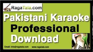Teri yaad satandi - Pakistani Karaoke - Sajjad Ali