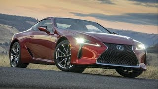 Lexus LC 2018 Car Review