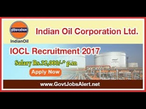 INDIAN OIL CORPORATION RECRUITMENT FOR 32 ENGINEERING ASSISTANT & TECHNICAL ATTENDANT VACANCY