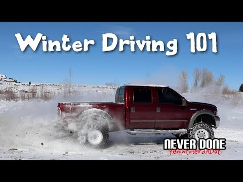 Kristin - How to Drive in Snow...in Case You Forgot