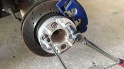 Chevy Trailblazer Wheelspacers