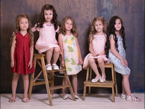 Детская брендовая одежда Dolce Fashion