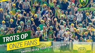 بالفيديو.. جماهير الدوري الهولندي تمطر سماء الملعب بـ «الدباديب»