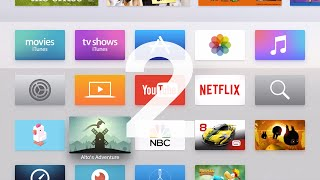 New Apple TV  - 2 Tips!