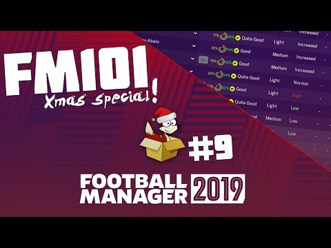Football Manager 2019 - FM101, Avoiding Injuries / Tips, Tricks & Guides!