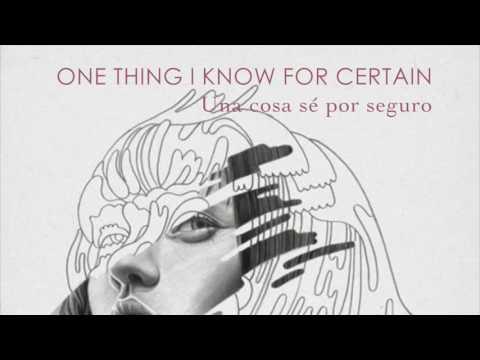 Fever Ray - I´m not done [letra en español e inglés] [lyrics] mp3