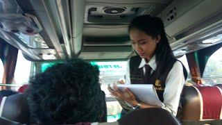 Kenek Cantik Bus Rosalia Indah   Limited Edition SHD 107