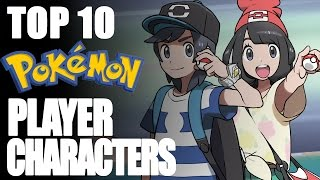Top 10 Player Characters in Pokémon - Tamashii Hiroka