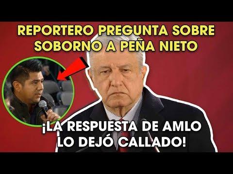 AMLO Habla del Soborno de 100 Millones del Chapo a Peña Nieto ¡Manda Fuerte Mensaje!