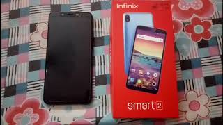 Infinix smart 2 Reviews and Features