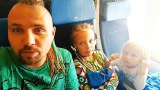 Чем кормят детей в самолете