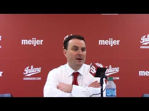 Archie Miller postgame: Illinois: Feb. 14, 2018