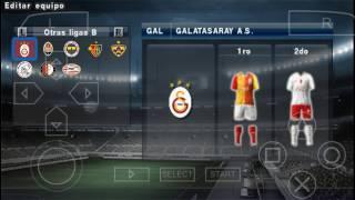 PES 2017 PSP actualizado liga bancomer mx