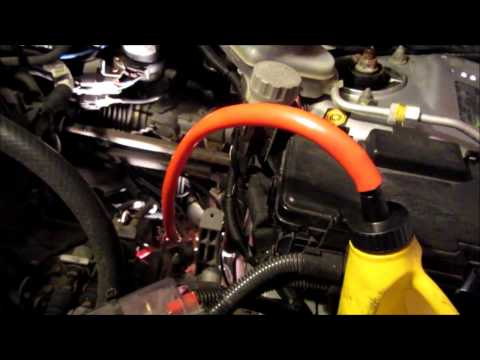 DIY: 2002 Honda Civic SI EP3 Manual Transmission Fluid Change