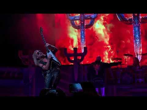 Sinner & Lightning Strike - Judas Priest (Live @ PNC Music Pavilion - Charlotte, NC - 9/11/18)