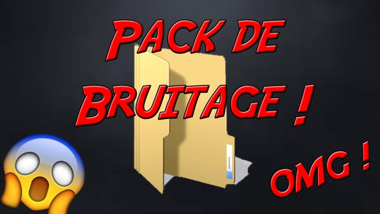 pack bruitage