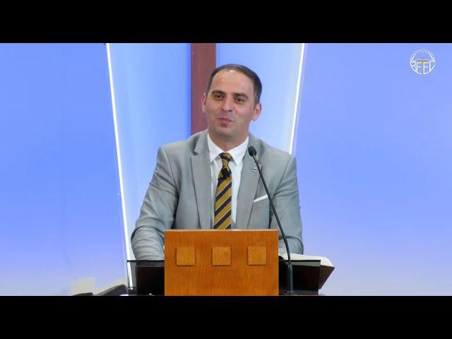 Serviciu divin - mesaj Daniel Cioban - 19.09.2021 - dimineața