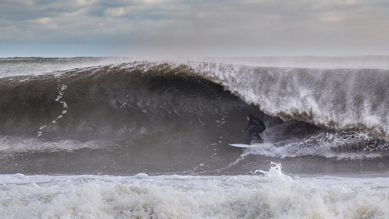 Scoring Massive Surf in New Jersey!