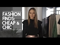 Fashion Finds: Cheap & Chic Picks of the Week