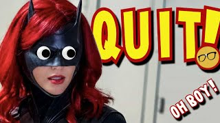 Ruby Rose QUITS Batwoman! The HERoes Journey Ends in FAILURE