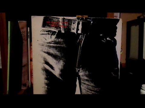 The Rolling Stones - Sticky Fingers [Original US Pressing w/zipper] (Vinyl  Review)