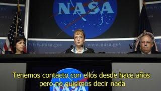 NASA Confirma Contacto con Extraterrestres (LA VERDAD) thumbnail