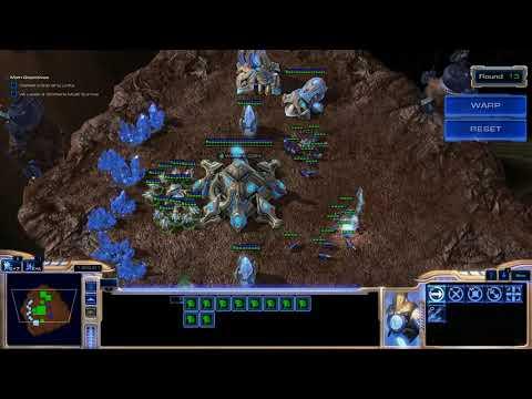 Starcraft Master 13.