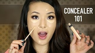 One of From Head To Toe's most viewed videos: Concealer 101: Tips for a Flawless Face