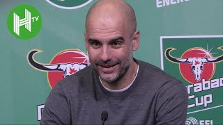 Chelsea 0-0 Man City (3-4 pens) | Guardiola: I saw what happened with Kepa - but don't know why!