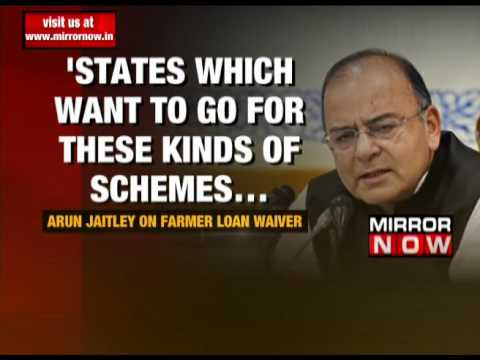 Maha Govt announce farm loan waiver – The Urban Debate (June 12)