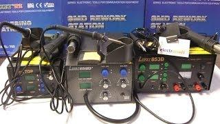 Паяльная станция Lukey. Видео обзор от Интернет-магазина Electronoff(, 2013-08-05T08:59:43.000Z)