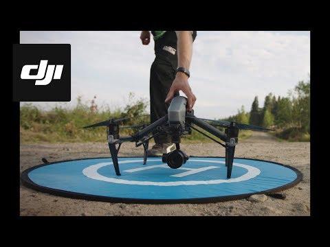 DJI Film School - Drone Preparations for Motorsport Shots