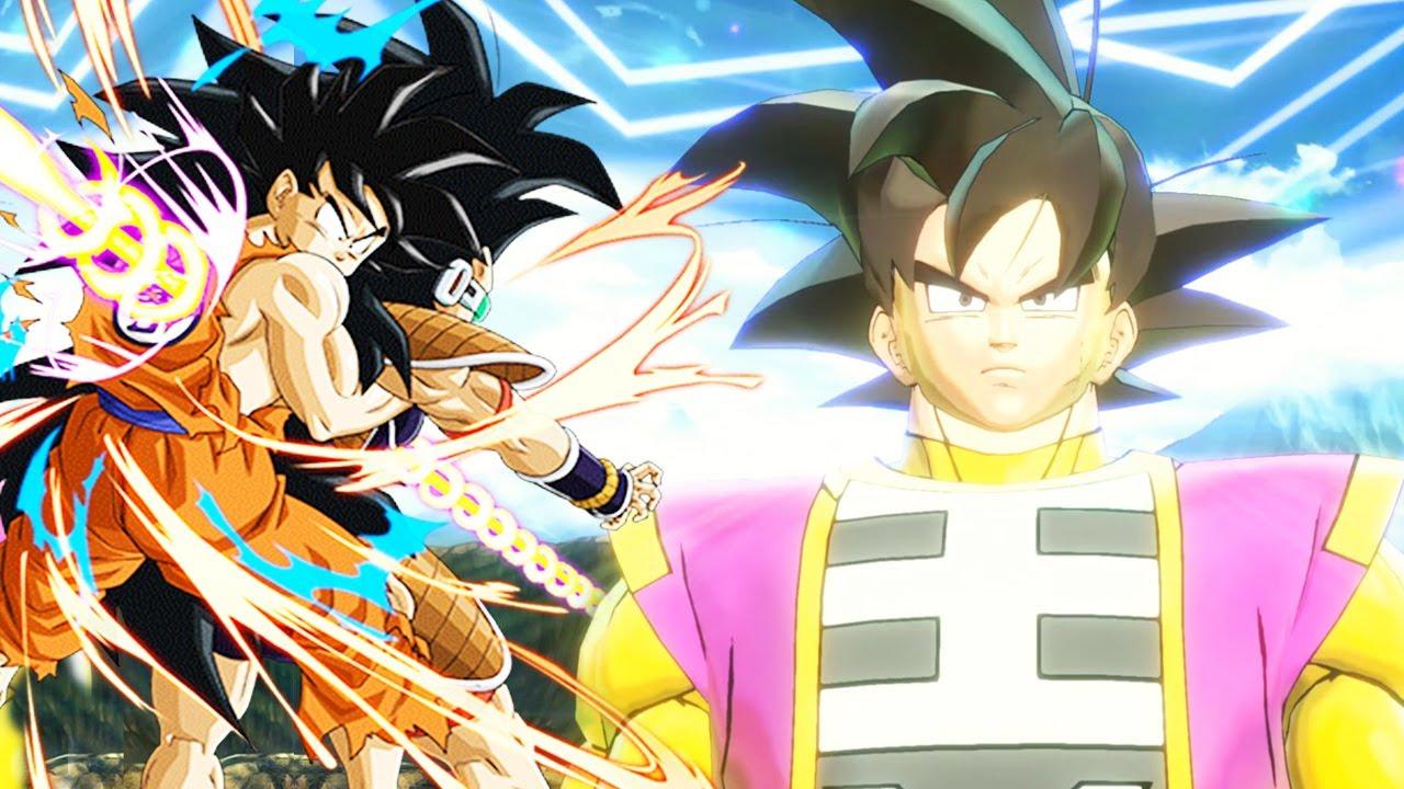 ĐẤNG TỐI CAO SON GOKU PHIÊN BẢN ZENO SAMA DU HÀNH THỜI GIAN DIỆT TRỪ CÁI ÁC - Dragon Ball XV2 Tập 29