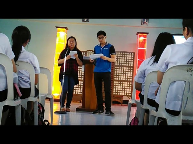 The Queen's Game by Carla de Guzman performed by Salve Villarosa and Miguel Almendras