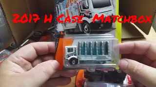 2017 H Matchbox Case Unboxing Let's See What's Inside