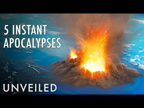5 Ways The Earth Could End Suddenly | Unveiled