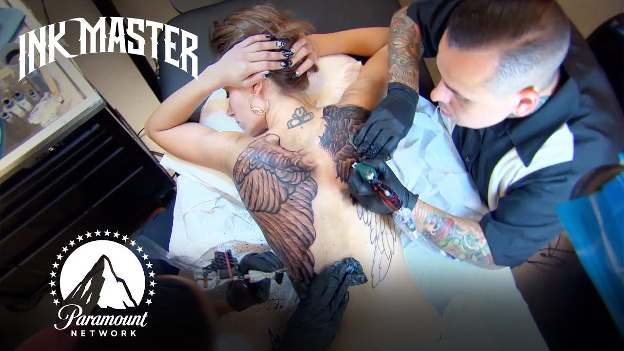 Download Most Painful Tattoos on Ink Master 💉😵