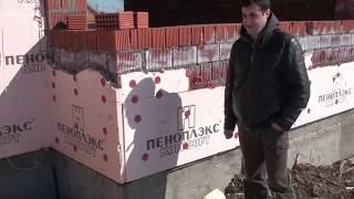 видео Утепление фасада пенополистиролом