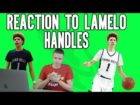 The Professor reacts to Lamelo Ball