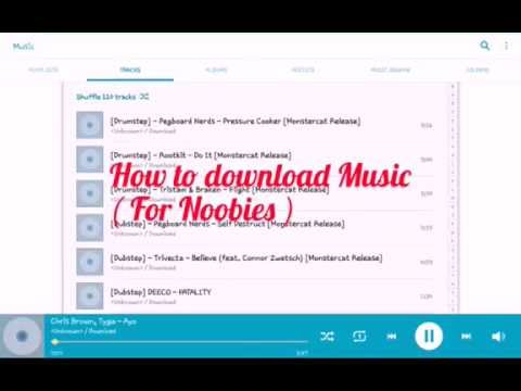 How to download Music (With Youtube Converter) FREE!! NO APPS!!