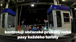 Cesta do Chorvatska - 2017